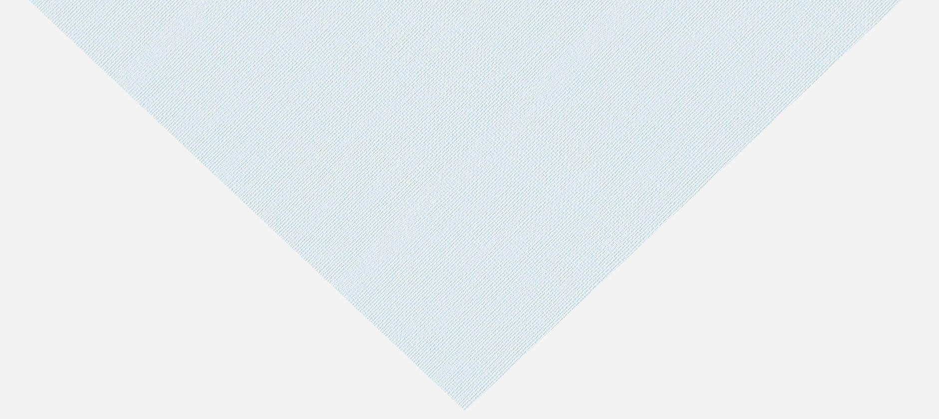 Leinen hellblau