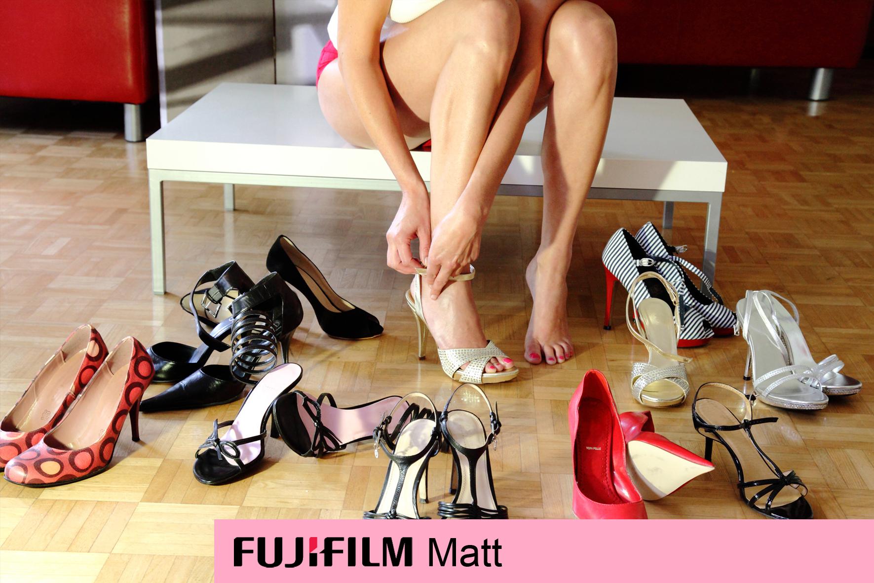 Примерка обуви фото 27 фотография